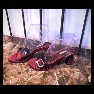 Unlisted Maroon Heels